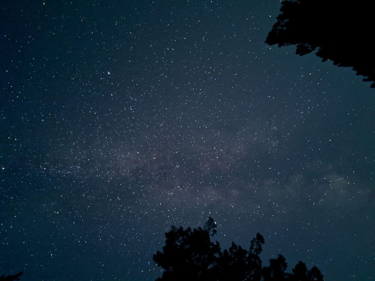 Mode astrofotografi Pixel 4A