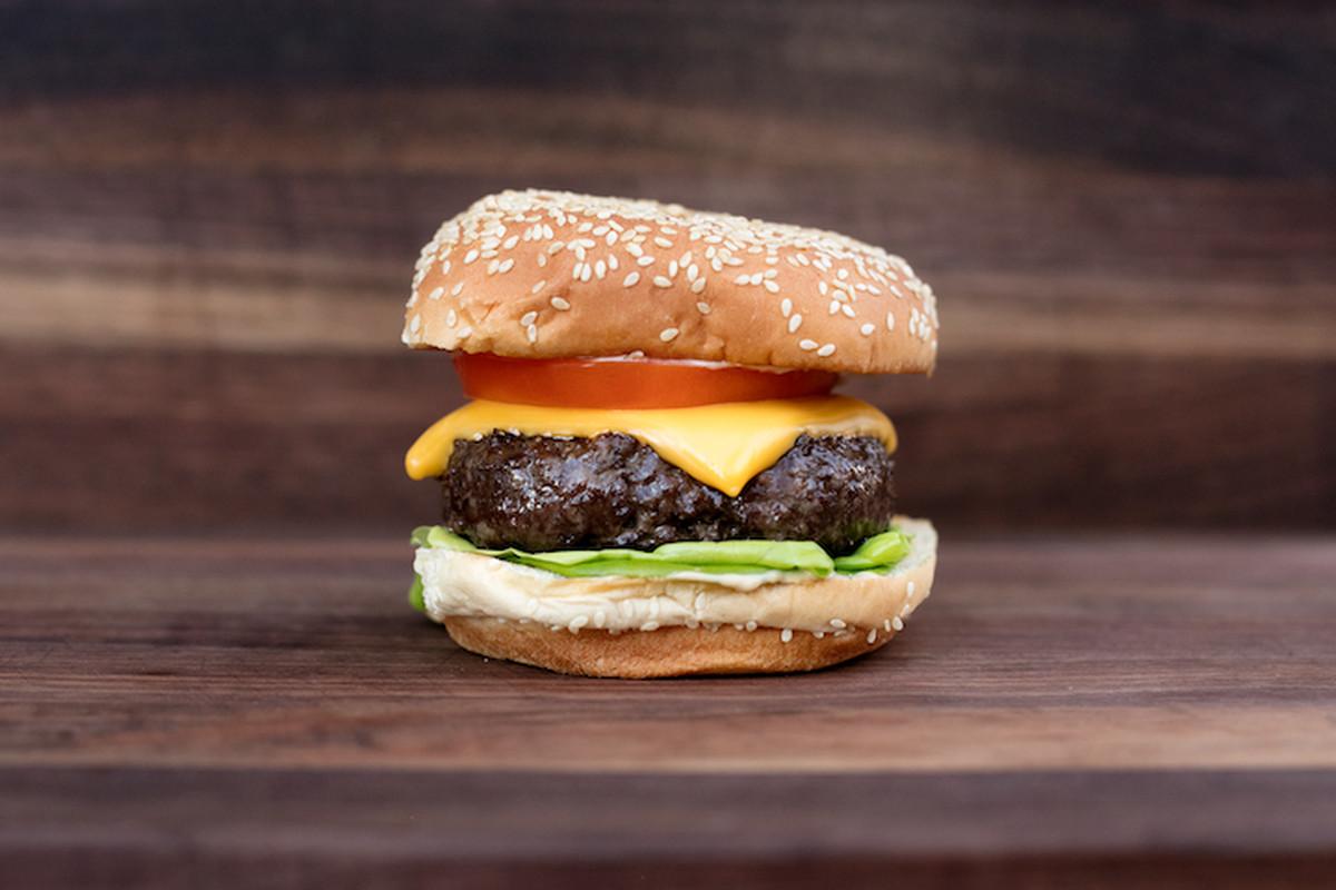 Alvin Cailan burger