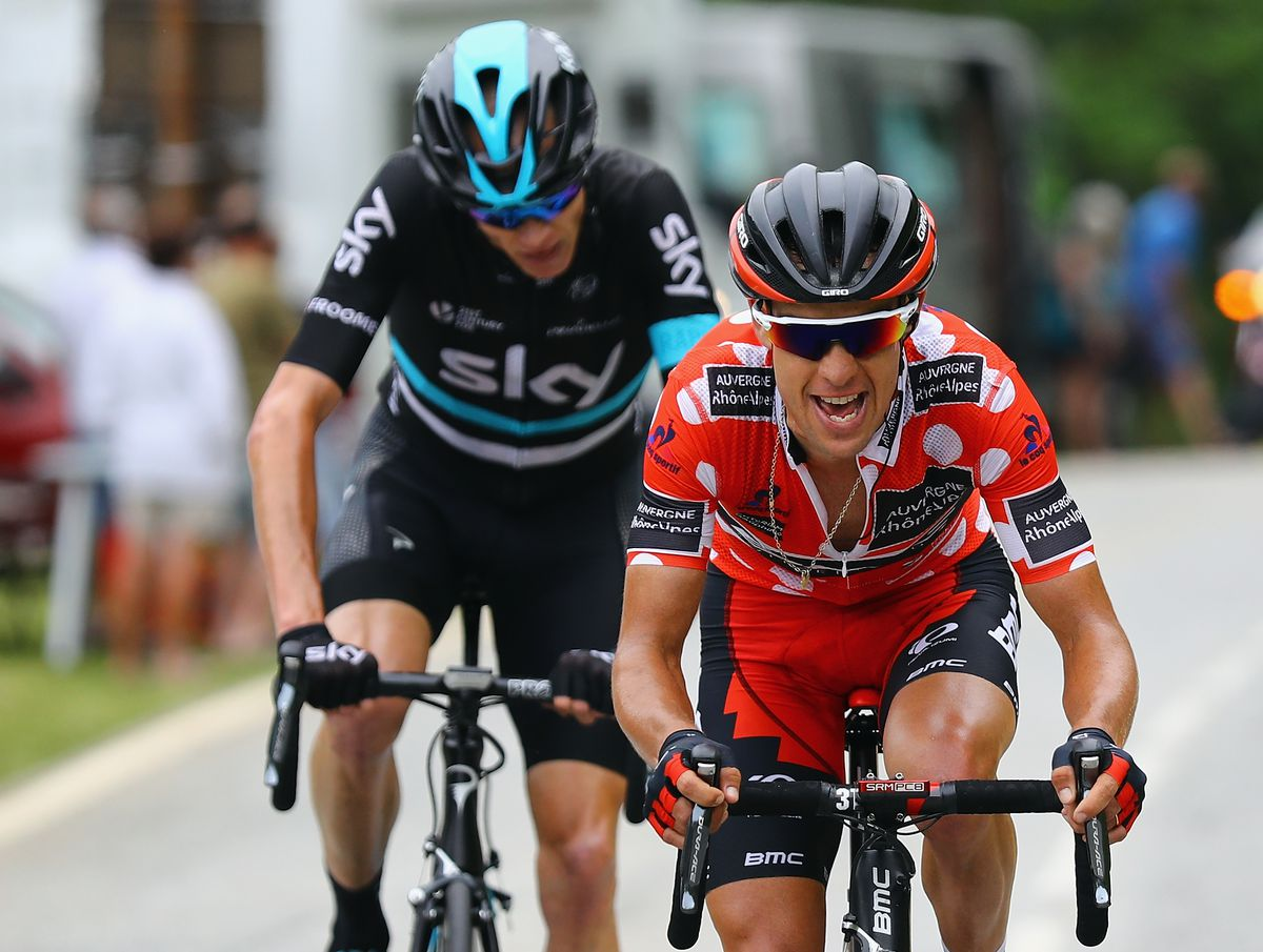 Porte and Froome