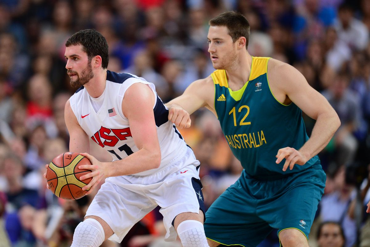 Two old college conference foes Aron Baynes and Kevin Love faced off in the Olympic quarterfinals. Baynes did not foul Love a single time, according to sources close to him.
