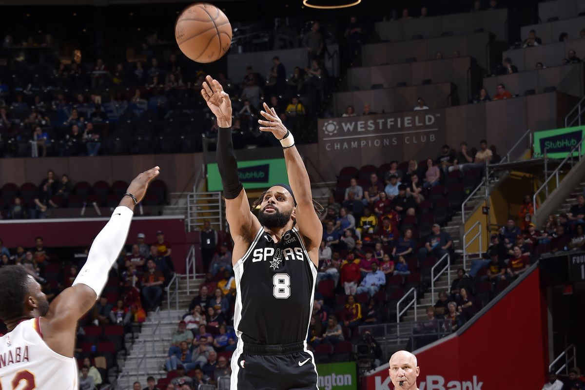 e18d23ad460 What we learned from the Spurs win against the Cavaliers - Pounding ...