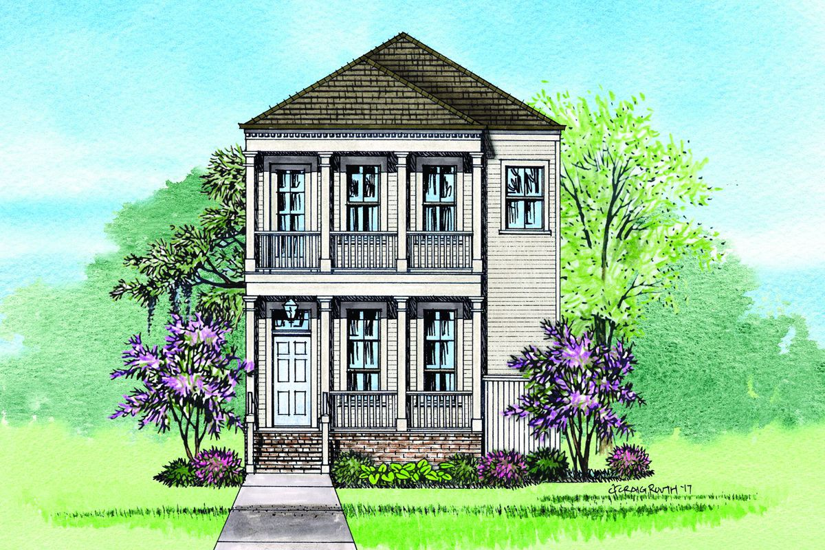 2017 parade of homes showcases new homes in new orleans for New house builders