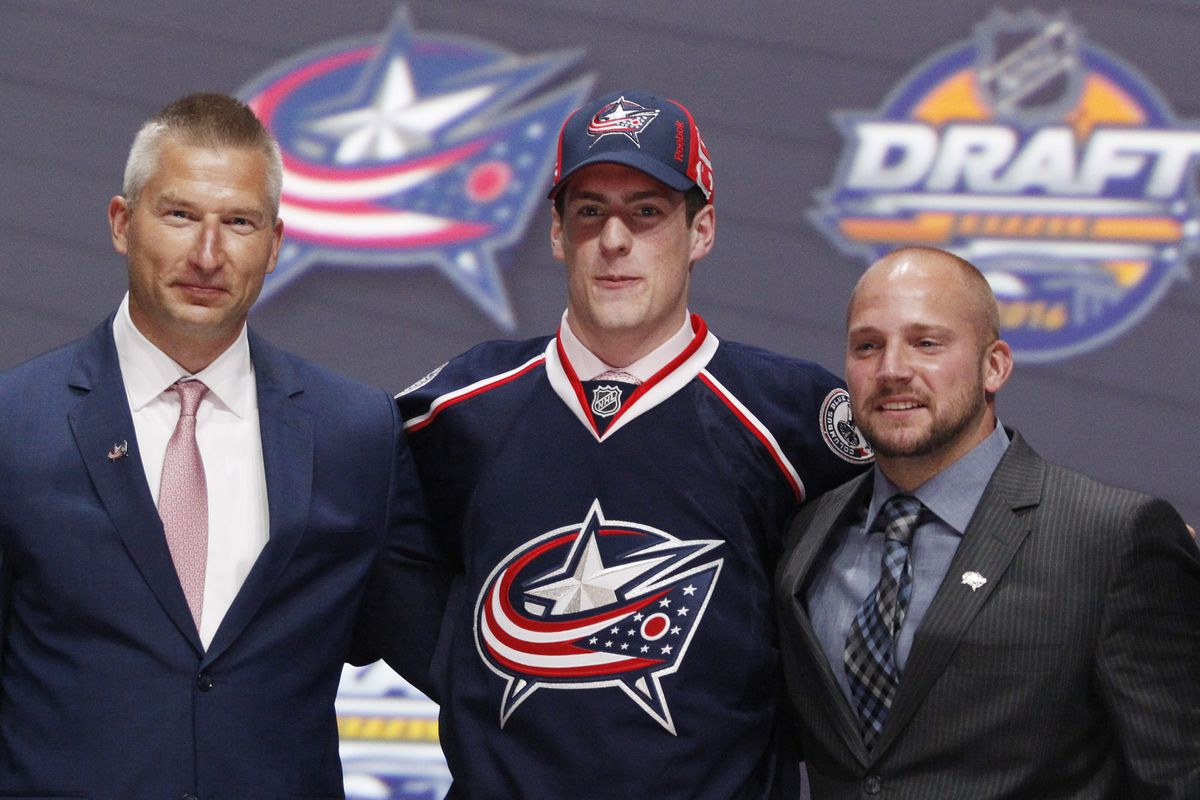 Blue Jackets Select Pierre-Luc Dubois Third Overall in 2016 NHL ...