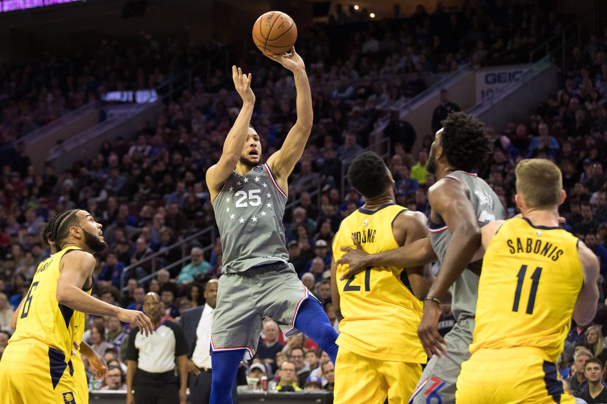 Ben Simmons' jump shot can't be useless if the 76ers want to