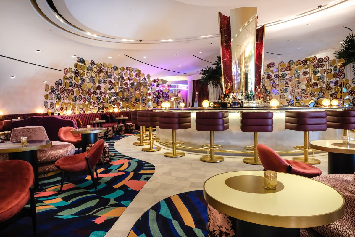 The Bar at Commons Club