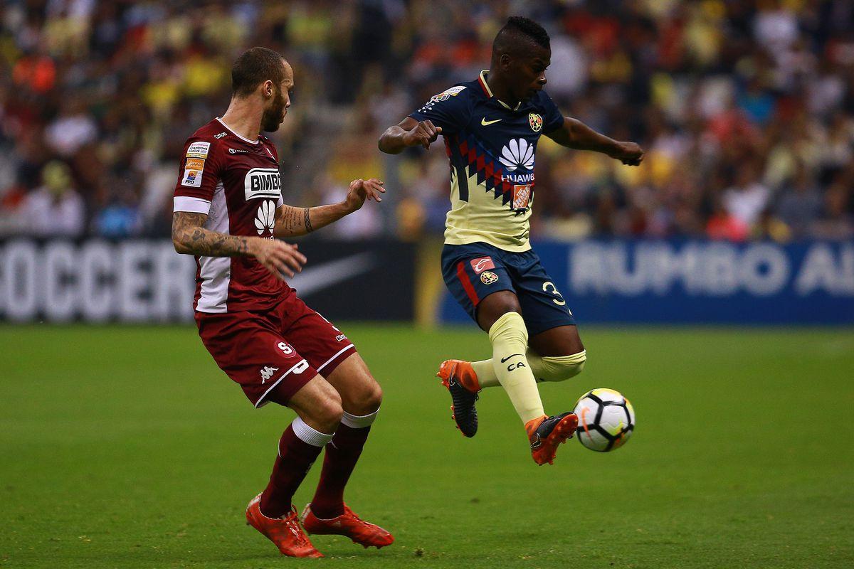 America v Saprissa - CONCACAF Champions League