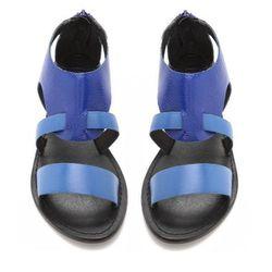 "<b>Sol Sana</b> Danika Flat Sandals in Cobalt, $95 at <a href=""http://www.shopbop.com/danika-flat-sandal-sol-sana/vp/v=1/1564444258.htm?folderID=2534374302112443&fm=other-shopbysize&colorId=13203"">Shopbop</a>"
