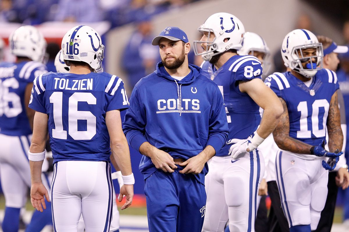 The Unlucky Colts Might Be Really Bad The Ringer