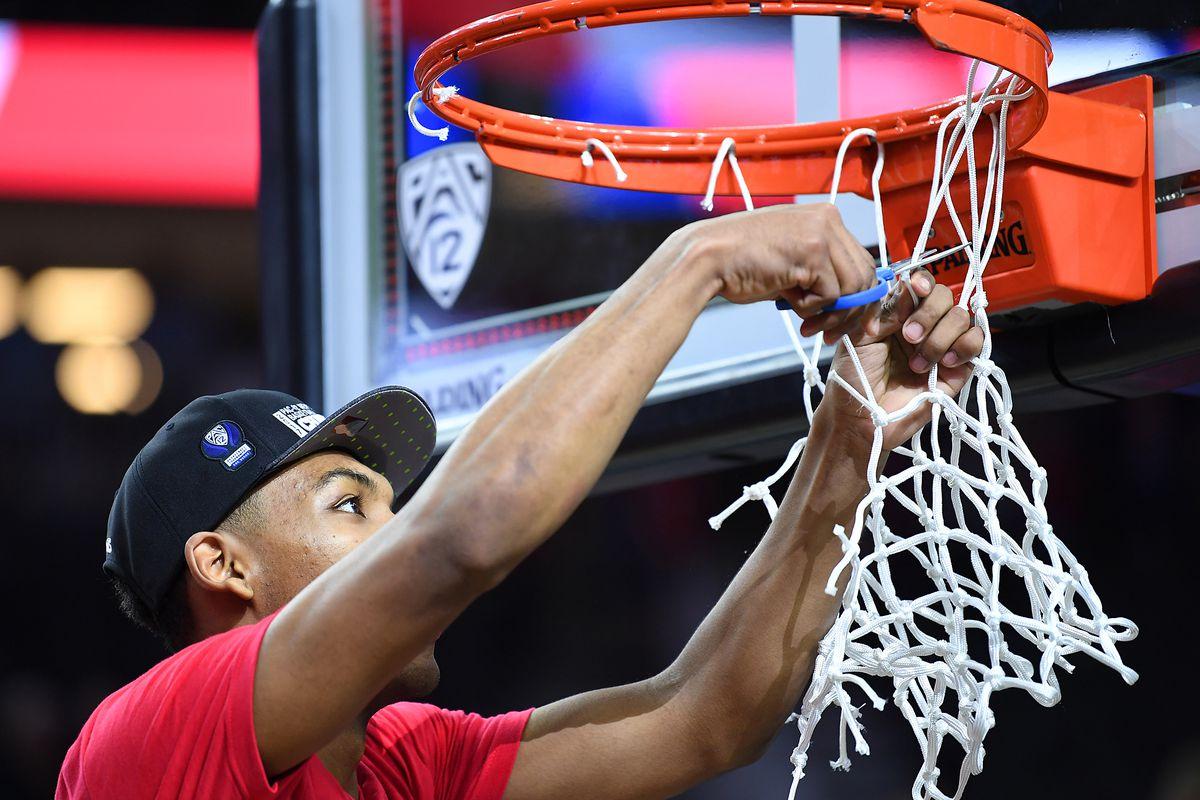 NCAA Basketball: Pac-12 Conference Championship Arizona vs Oregon
