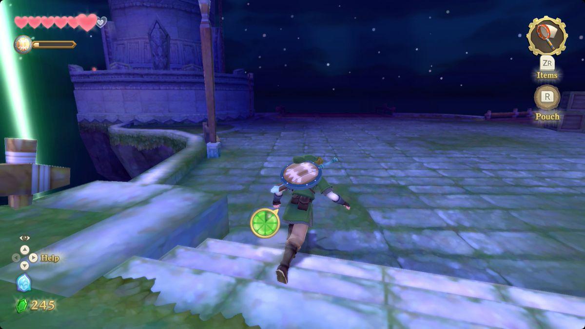 Find Kukiel and Gratitude Crystals walkthrough – Zelda: Skyward Sword HD guide