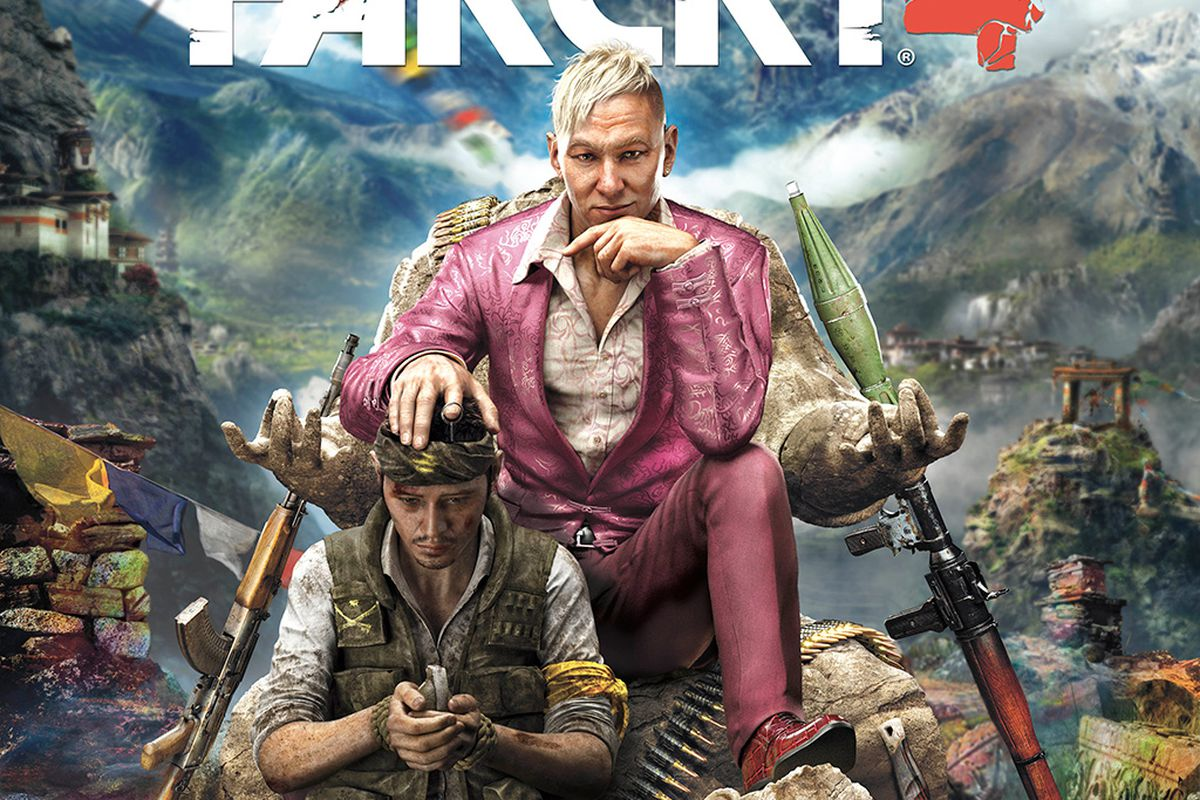 far cry 4 coming nov 18 on ps3 ps4 pc xbox 360 xbox one polygon. Black Bedroom Furniture Sets. Home Design Ideas