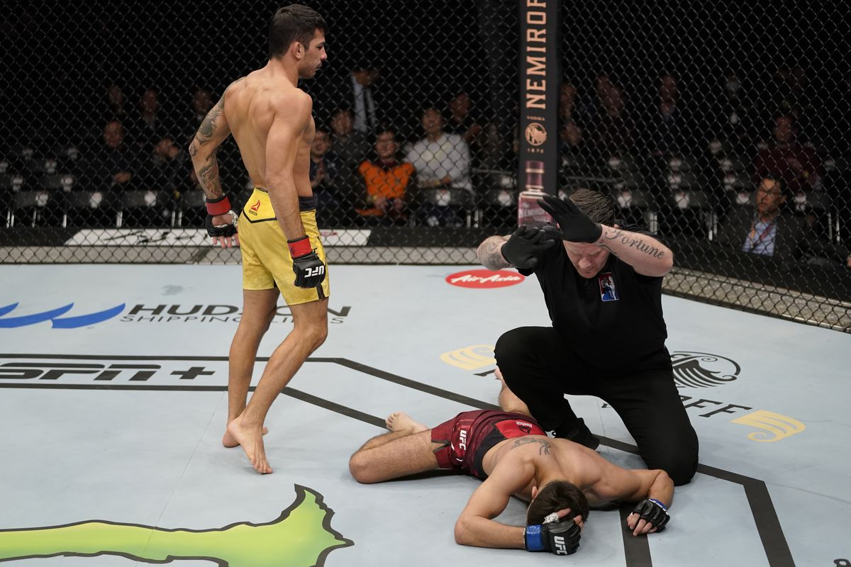 UFC Fight Night: Pantoja v Schnell