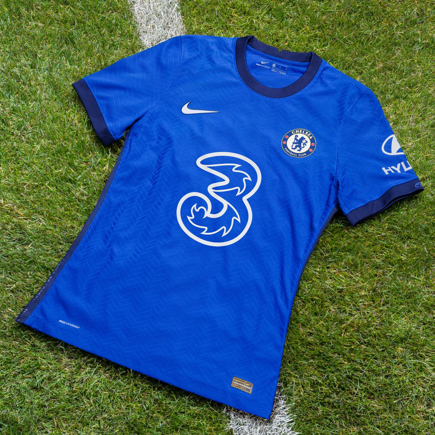 Nike, Three UK unveil new Chelsea home kit for 2020-21 season - We ...