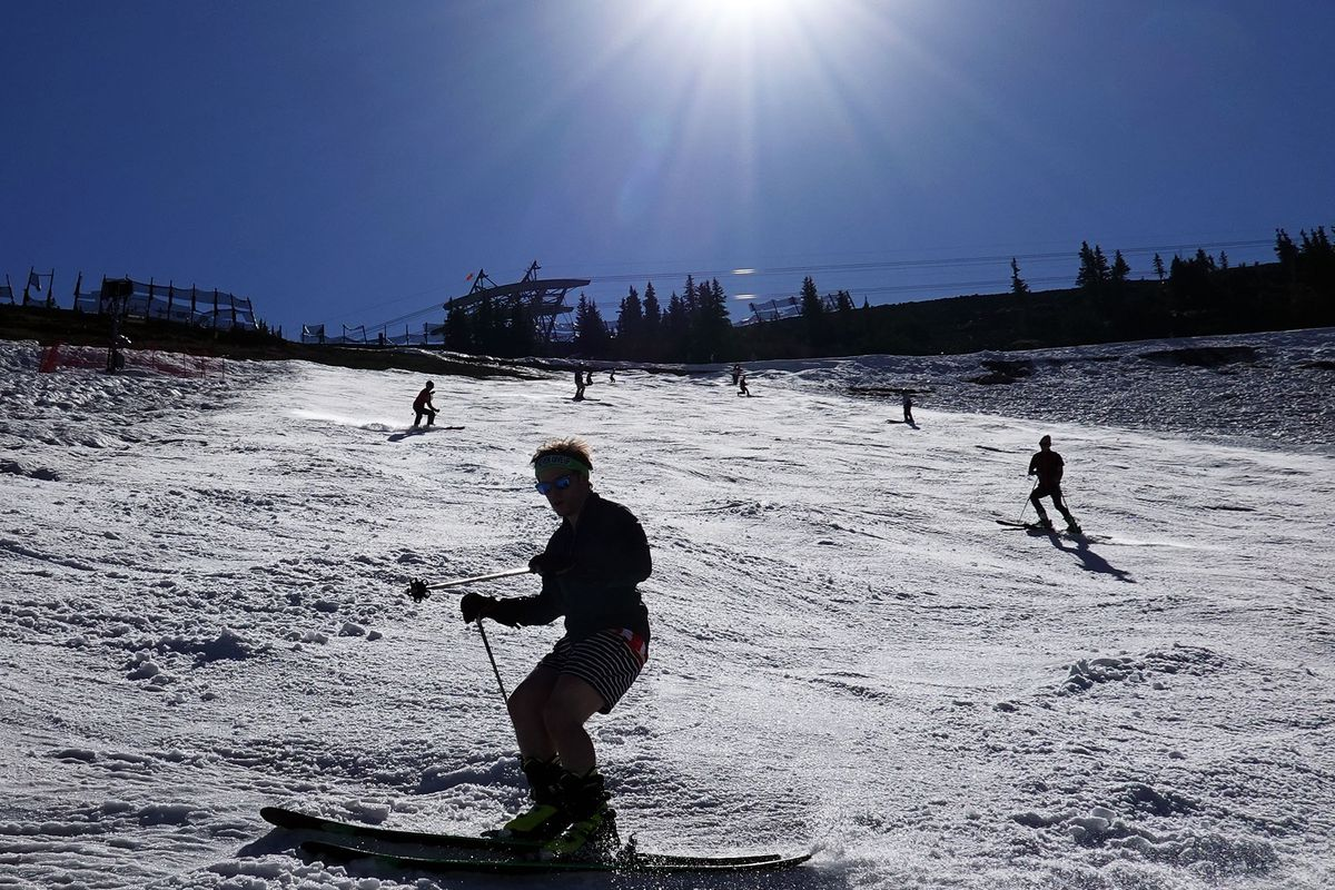 Park City man charged with attacking teenage skier