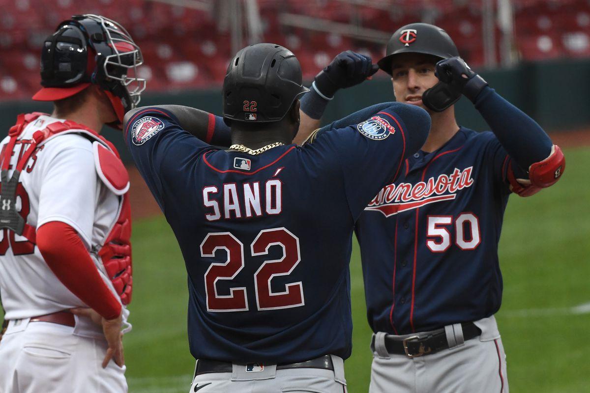 MLB: SEP 08 Twins at Cardinals - Game 2
