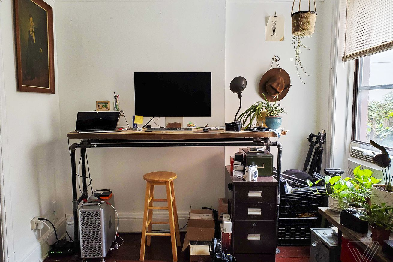 What's on your desk, Becca Farsace?