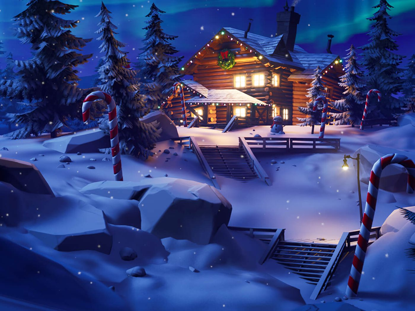 Do We Get Free Gifts For Fortnite December 17 2019 Fortnite Players Get Free Skins For The Winterfestival Event Polygon