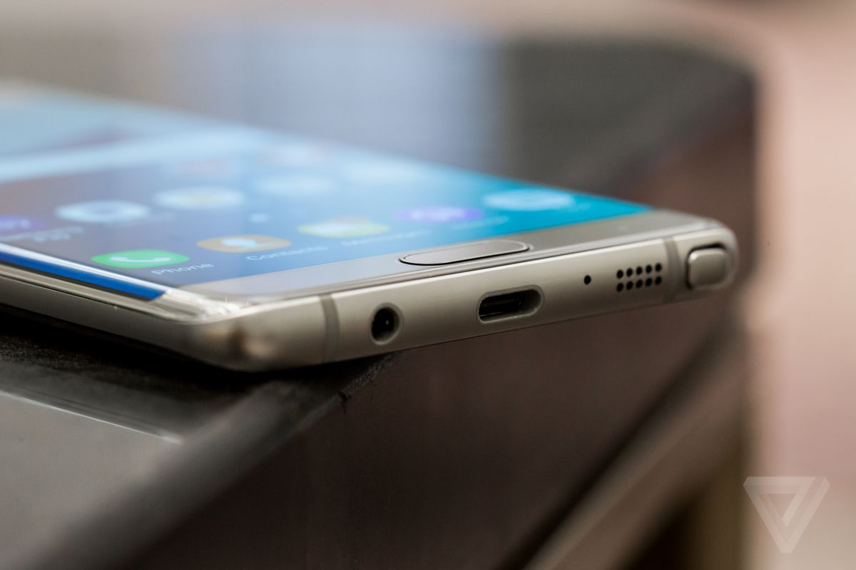 Samsung Galaxy Note 7 pictures