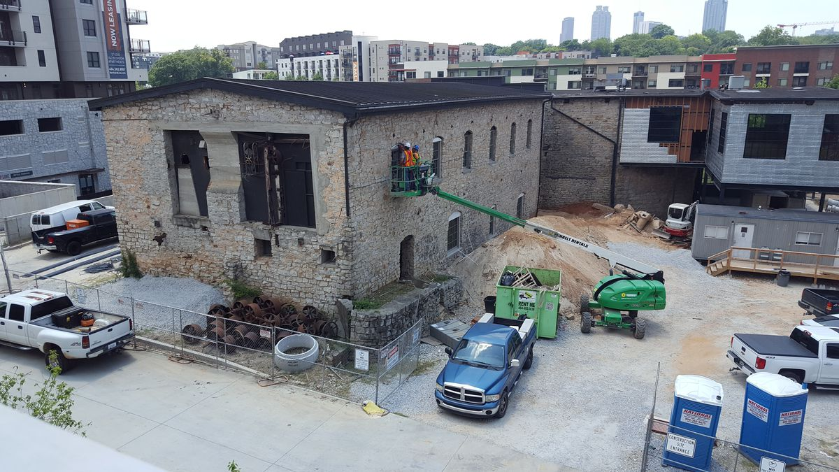 Big Build on the Atlanta Beltline