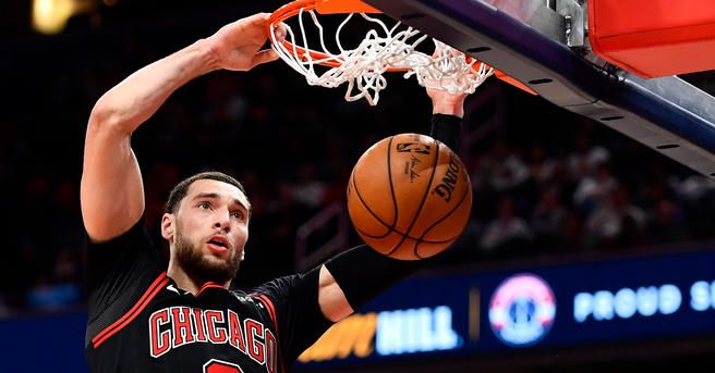 Post All-Star Weekend, Bulls guard Zach LaVine now wants a playoff push