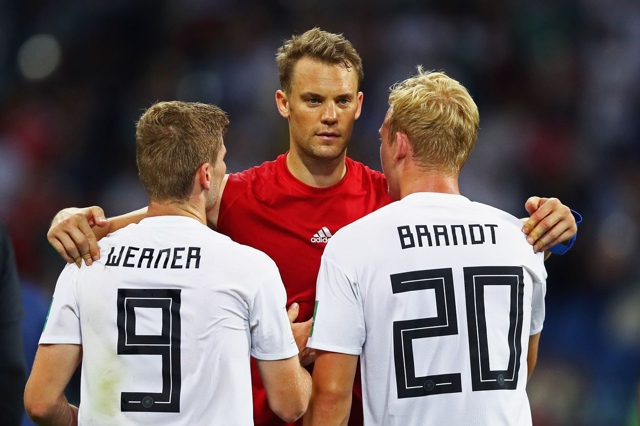 Germany vs. Serbia could give a glimpse into Bayern Munich?s future