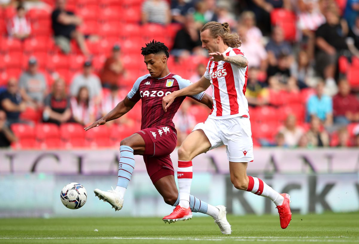 Stoke City v Aston Villa - Pre-Season Friendly