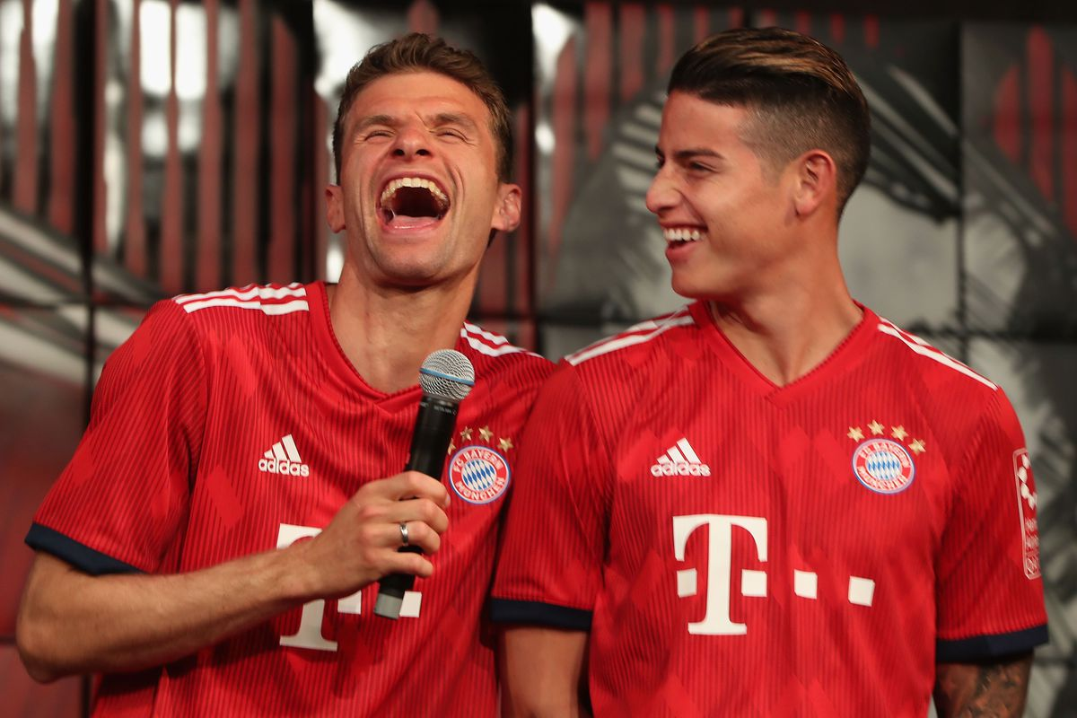 reputable site 05935 55ae0 Bayern Munich's best: Why Thomas Muller has been far more ...