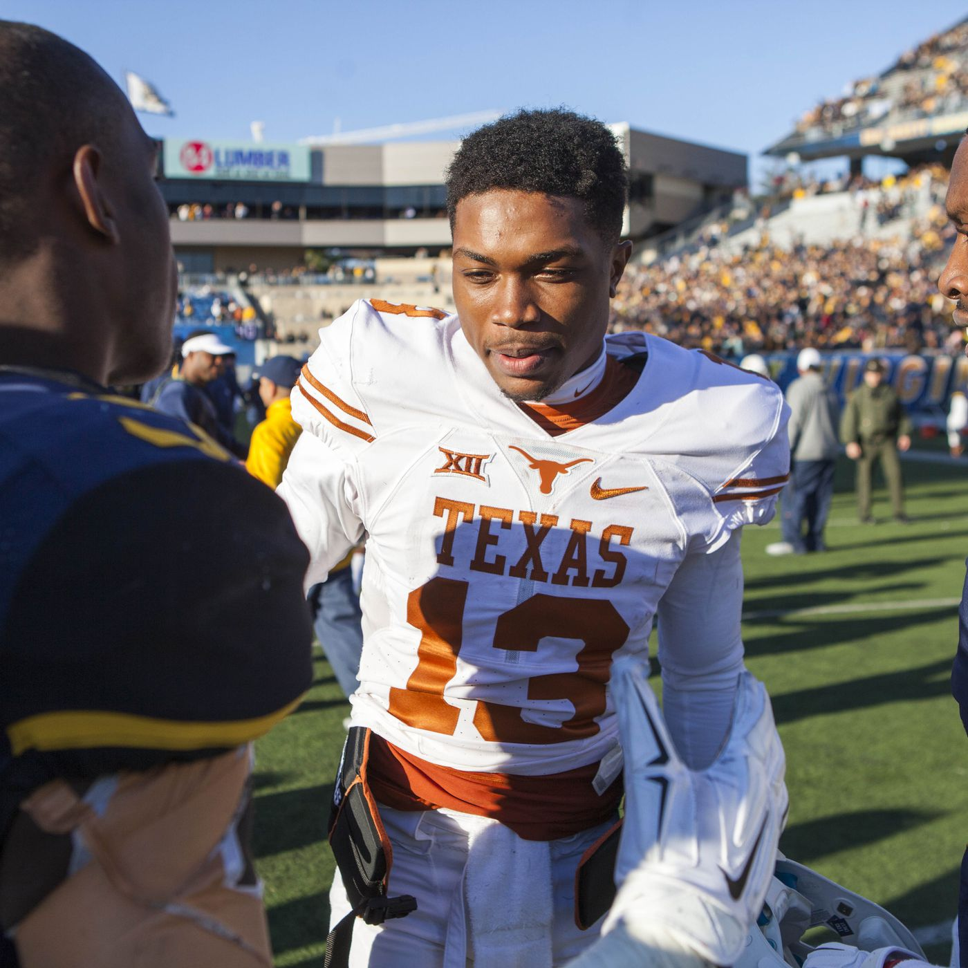 Texas Longhorns QB Jerrod Heard is day-to-day with concussion ...
