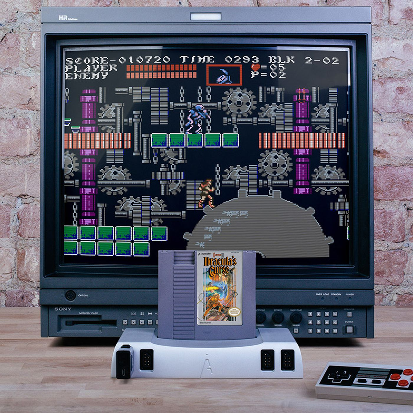Aluminum NES maker announces smaller, cheaper Analogue Nt