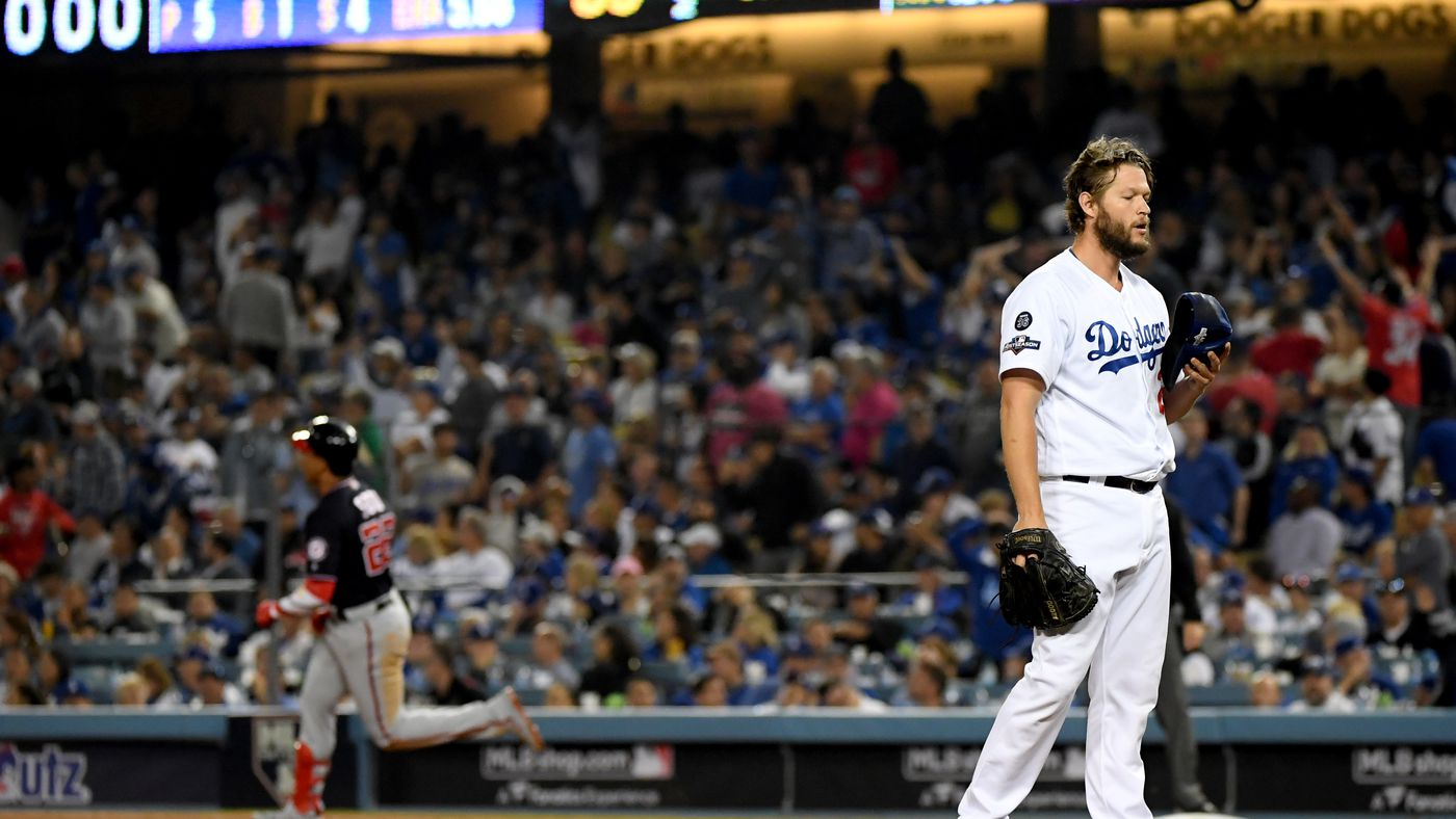 NLDS Game 5: The Clayton Kershaw Playoff Narrative Will Never Go Away