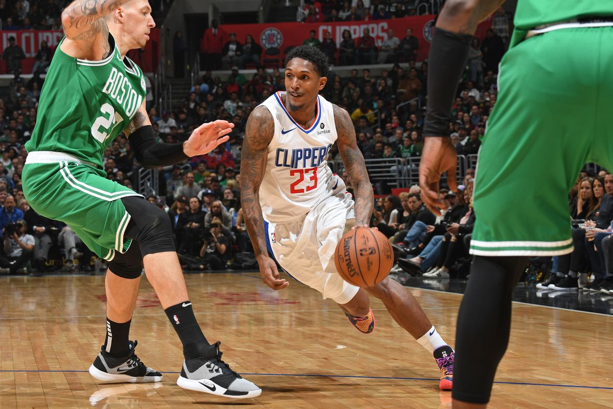 clippers vs celtics - photo #30