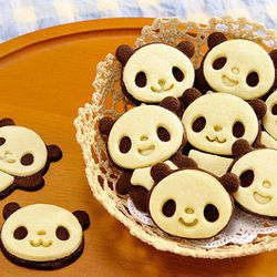 """Panda cookie cutter, <a href=""""http://www.etsy.com/listing/156219173/cute-panda-cookie-cutter?ref=sr_gallery_25&ga_search_query=panda&ga_view_type=gallery&ga_ship_to=US&ga_search_type=all"""">$8.50</a> on Etsy"""