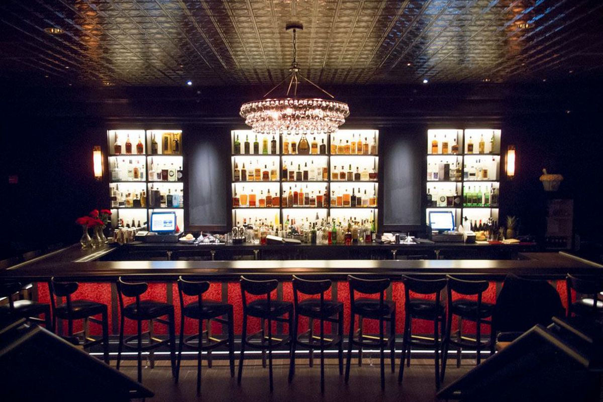 """<a href=""""http://boston.eater.com/archives/2014/03/21/peek-inside-the-justopened-wink-nod.php"""">Wink &amp; Nod, Boston</a>."""