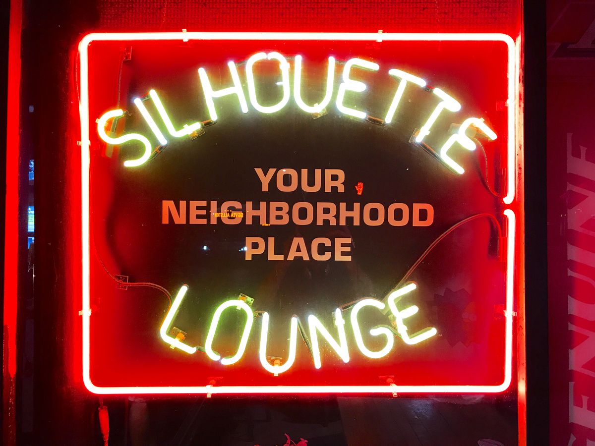 silhouette lounge allston