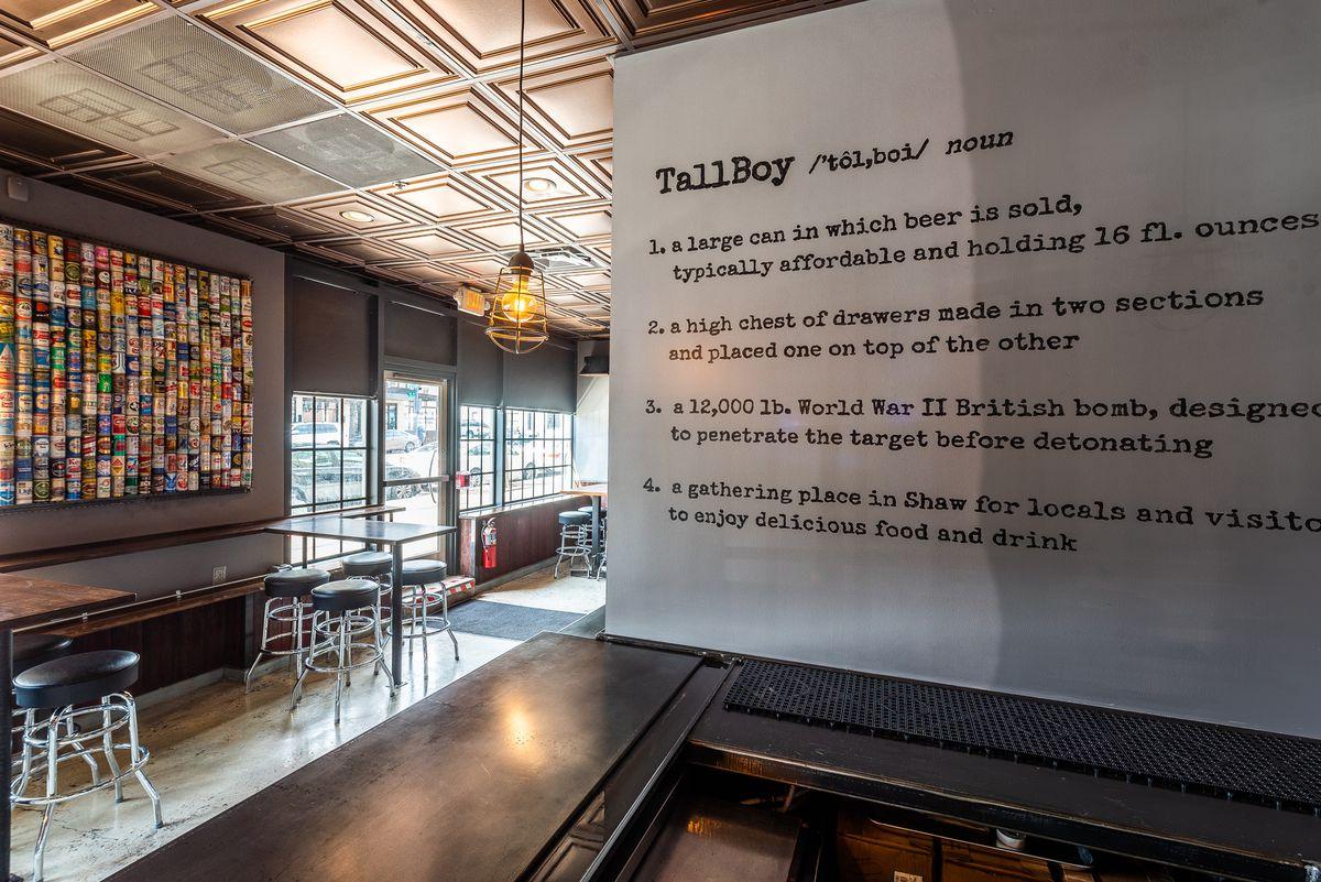 TallBoy definitions
