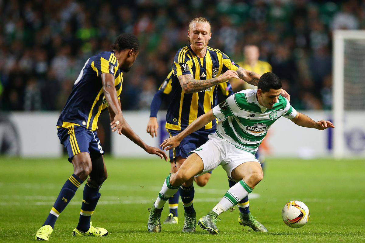 Celtic FC v Fenerbahce SK - UEFA Europa League