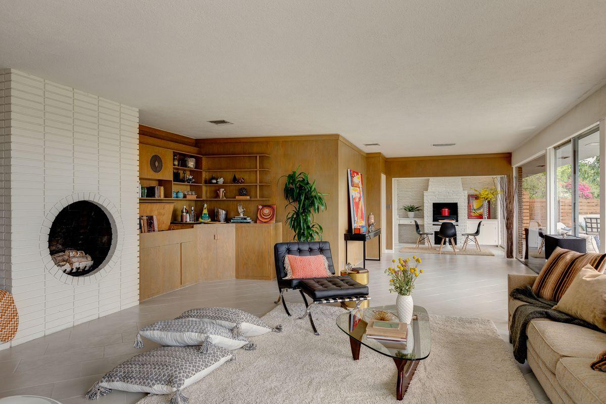 midcentury modern for sale in pasadena asks 1 6m curbed la