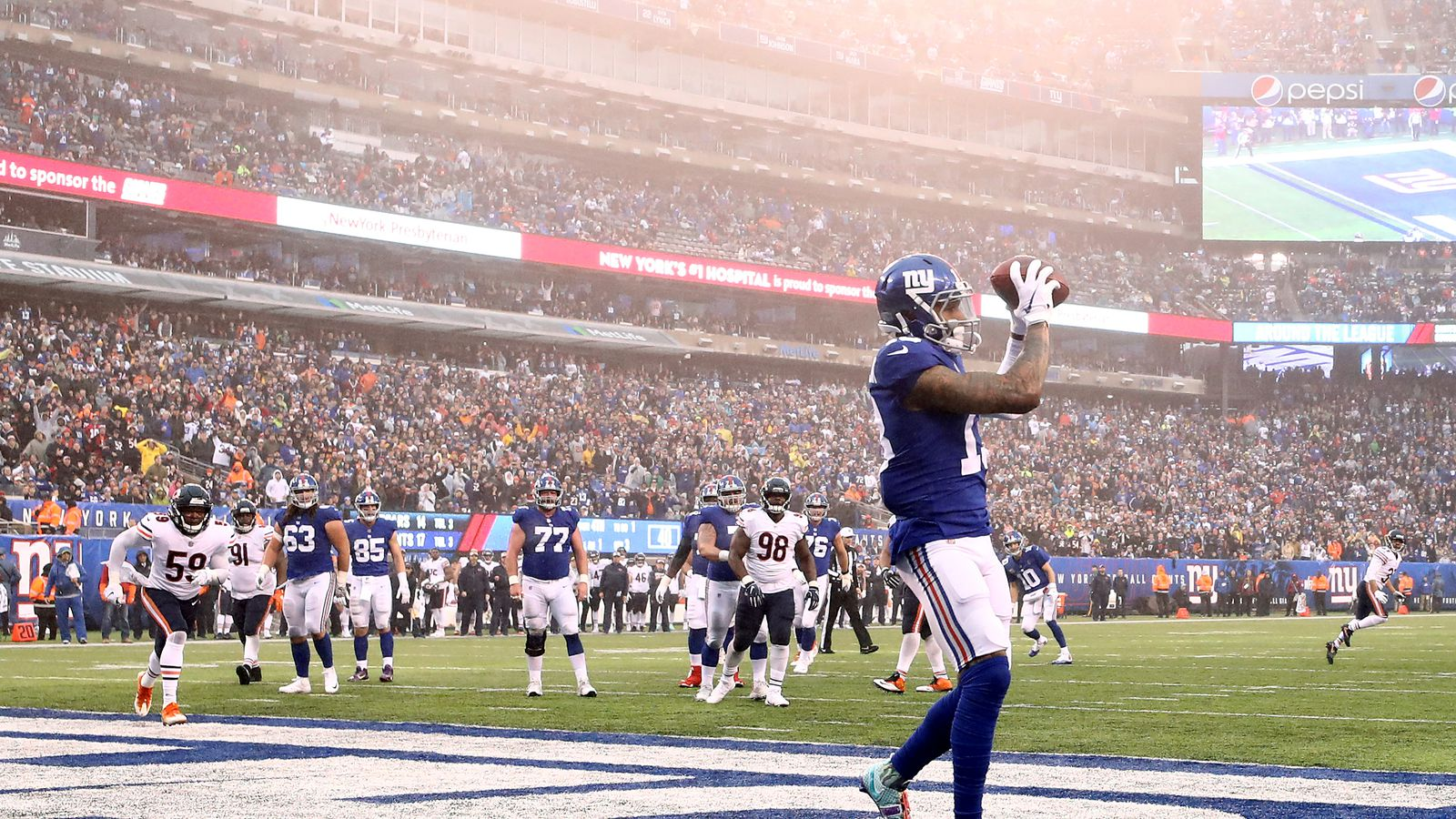 PFT: A 'sense persists' the 49ers will pursue Odell Beckham Jr.