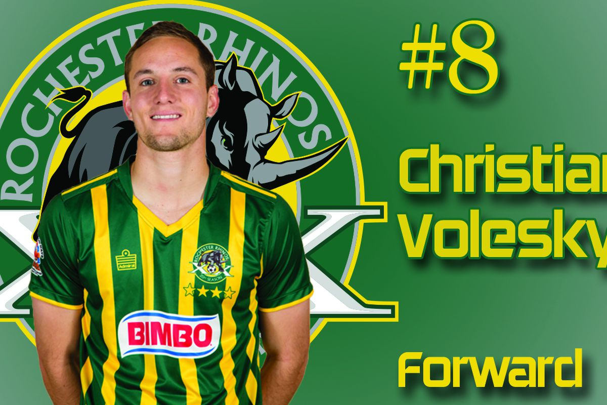 Volesky bagged his second brace against FC Montreal on Saturday
