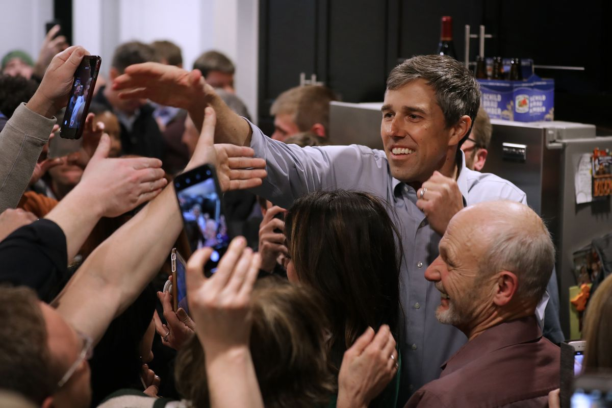 Beto O'Rourke pulled in a massive fundraising haul — and 2020 competitors are noticing