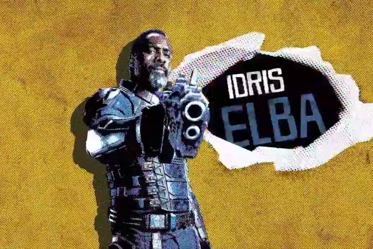 Idris Elba as Bloodsport in The Suicide Squad (2021)