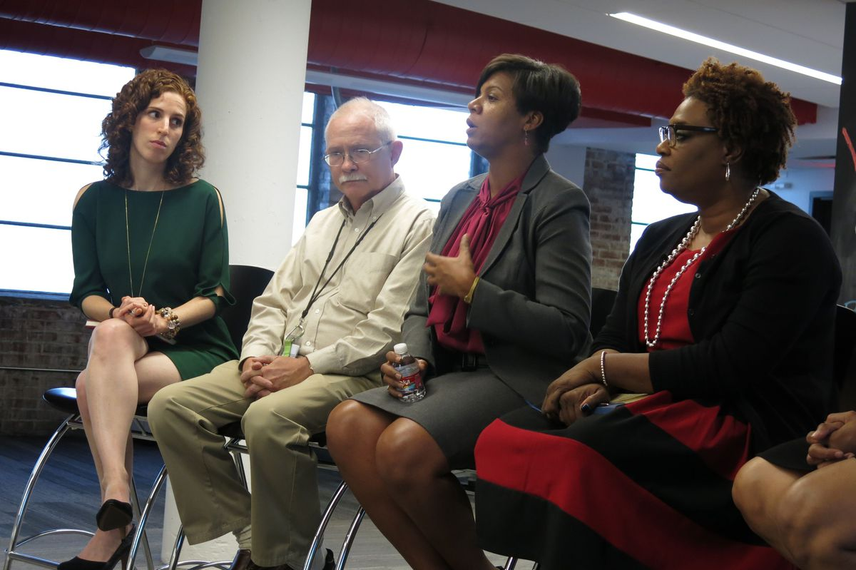 Memphis Teacher Residency Director Robin Henderson shares how they prepare teachers to work in urban schools.