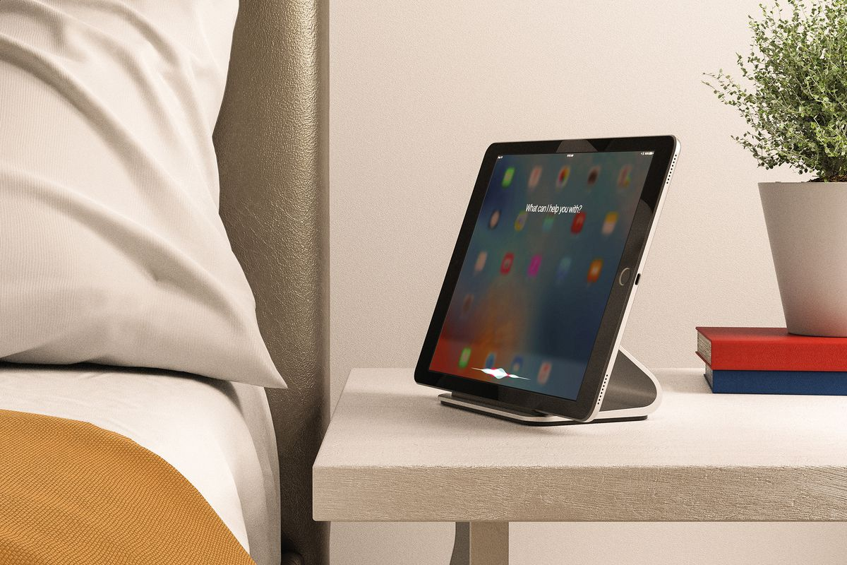 Logitech Made The Ipad Pro Charging Dock Apple Refused To