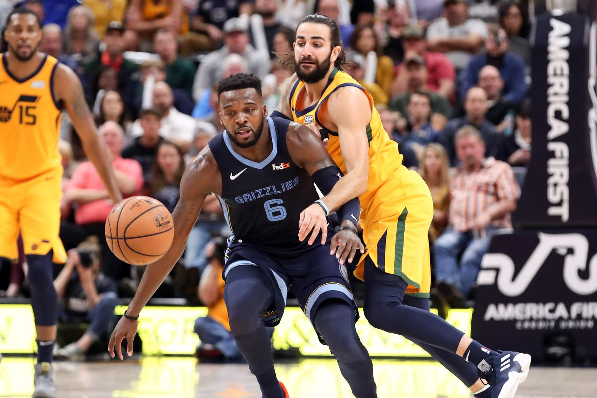 Utah Jazz hope to avenge their loss at home against Memphis Grizzlies bfcd55ba6