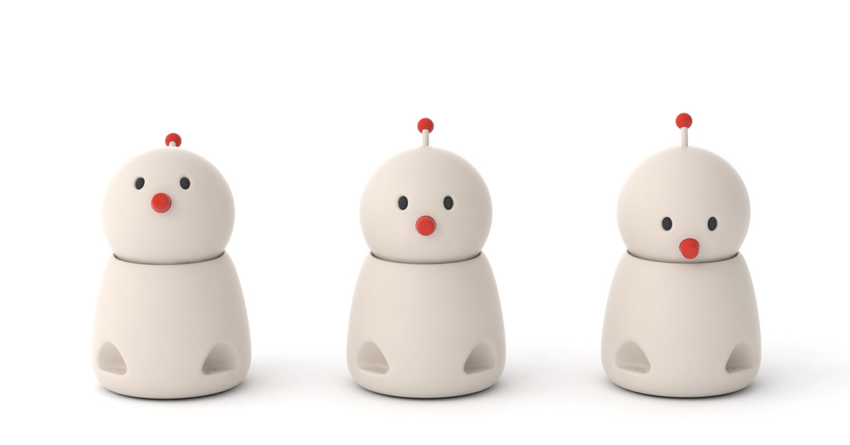 The Bocco Emo is a Smart, Playful Way to Keep in Touch with your Family