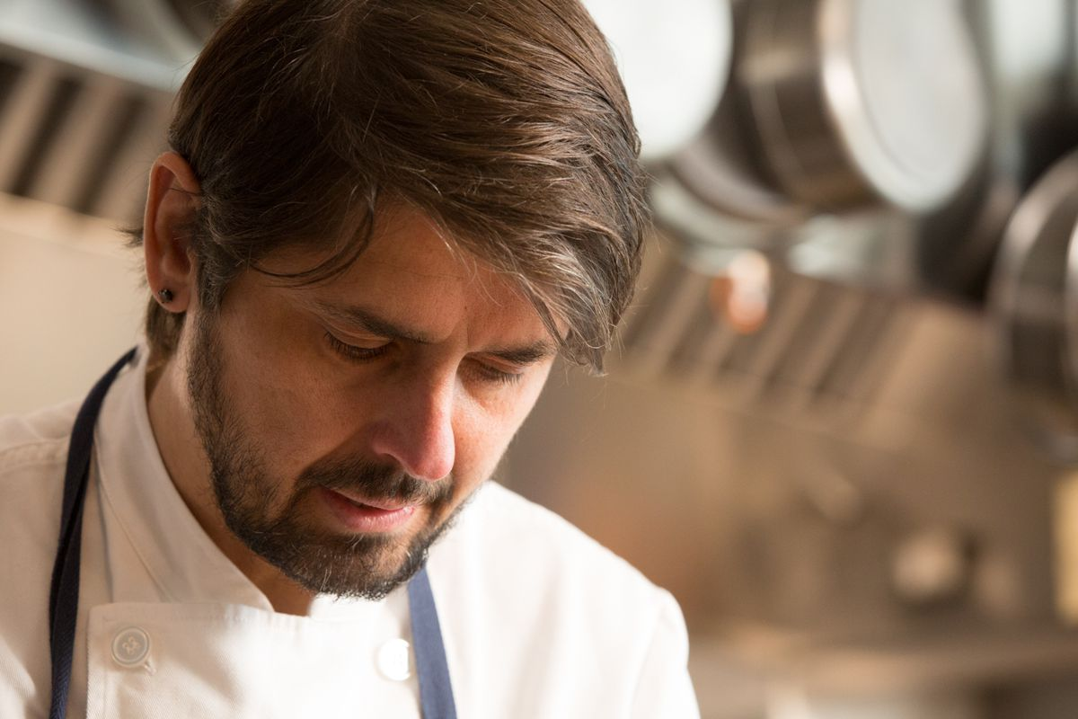 """Ludo Lefebvre on """"The Mind of a Chef."""""""