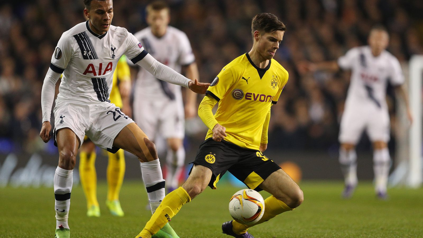 Julian Weigl is on track to be one of Europe s elite midfielders