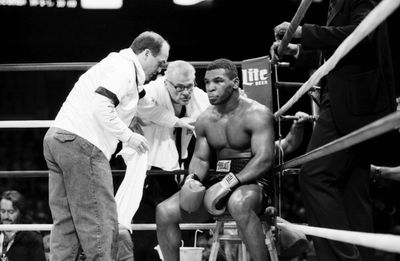 156561426.jpg - A look back at the destruction of young Tyson with matchmaker Ron Katz