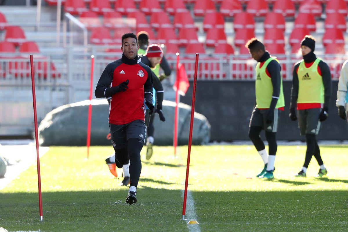 SOCCER: DEC 09 MLS Cup Preview - Toronto FC