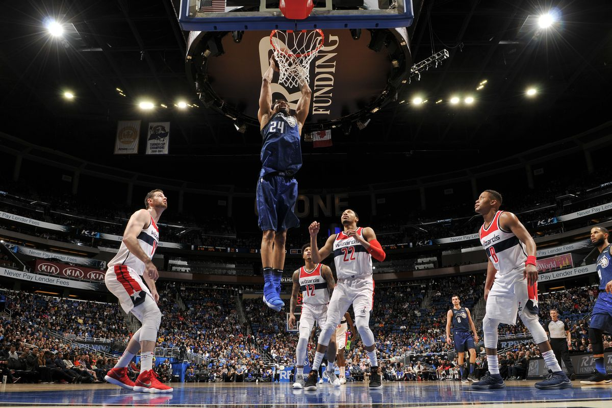 Washington Wizards v Orlando Magic